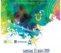 Musik aus Ost und West-Frühjahrskonzert 2019 der Bürgerkapelle Brixen