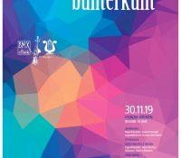 bunterkunt3-Cäcilienkonzert der BrixBanda, Di Vògaiga und Bürgerkapelle Brixen